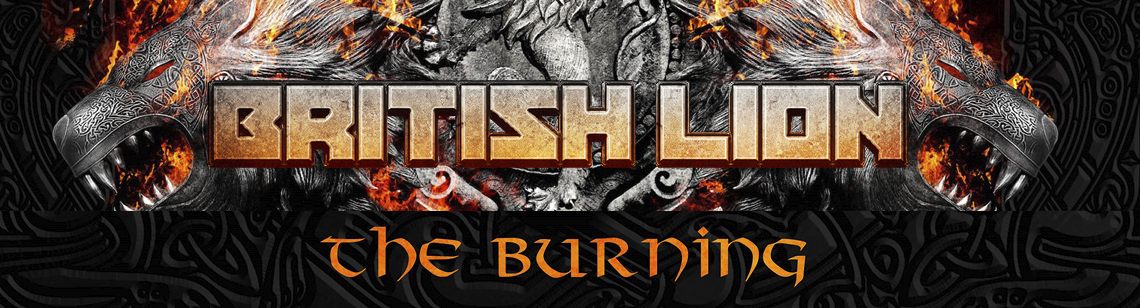 British Lion-The Burning